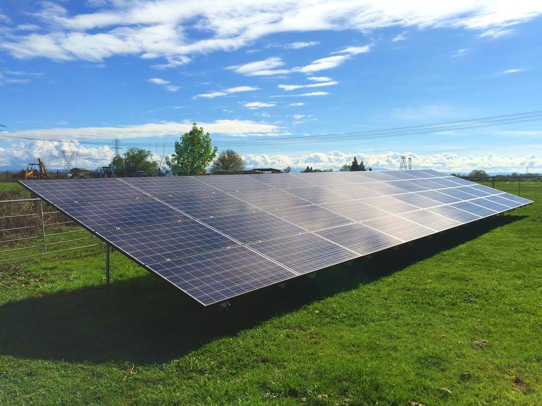 Solar Panels Redding CA